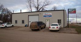 Tony's Auto Repair of Killdeer North Dakota